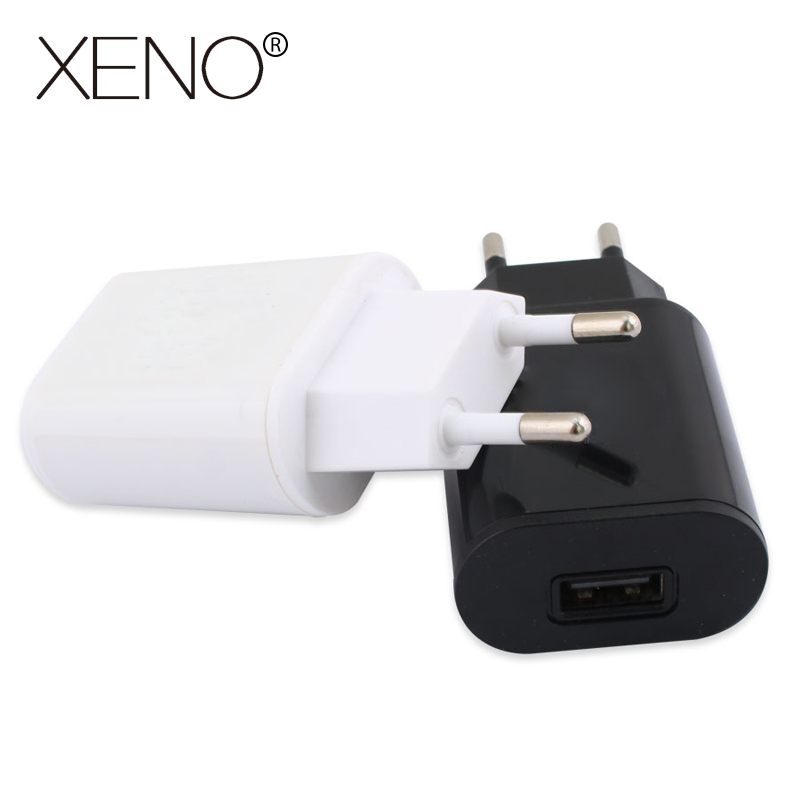 EU plug 5V 2A 1 port USB Phone Charger Universal black/white adapter for Phone Tablet PC Quick Charge Wall Travel Fast Charging
