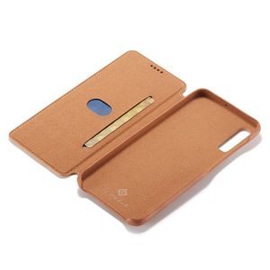 Image 5 - Simple Flip Case For Samsung Galaxy A20 A30 A40 A50 A70 Case Leather Magnetic Luxury Cover Case For Funda Samsung A20e A30S A50S