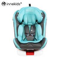 Innokids-asiento de seguridad de coche para niños asiento de coche de bebé giratorio de 360 grados interfaz de cierre Isofix, asiento de coche para niños de 0 a 12 años