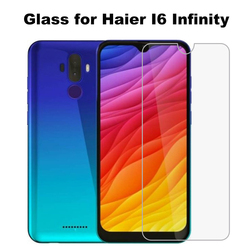 На Алиэкспресс купить стекло для смартфона tempered glass for haier i6 infinity protector protective mobile phone film for haier i6 infinity glass 6.1 inch 2pcs
