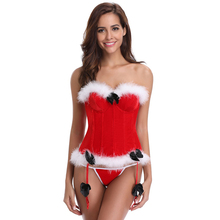 2019 Women's Intimates Unitard Top Corset Suit Bustiers for Christmas Party Clubbing Cosplay