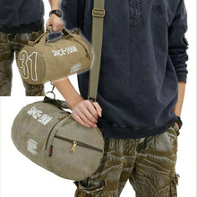 Handbag Rucksack Travel-Bags Gym-Bag Yoga-Pouch Canvas Male-Pack Training Outdoor Women