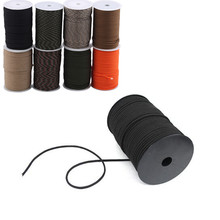 Paracord 4mm Fire-Rope Survival-Tool Fishing Camping Hiking Outdoor 9-Core 100M 550 Cotton-Line