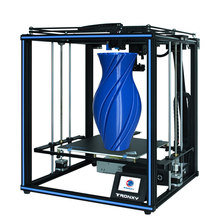 Tronxy Nieuwste Upgraded X5SA Pro 3D Printer Corexy Diy Osg Dubbele As Externe Geleiderail En Titan Extruder Flexibele Materiaal(China)