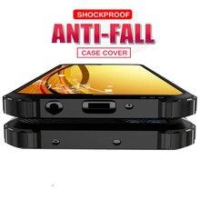 Luxury Armor Anti-Fall Shockproof Phone Case For Samsung Galaxy