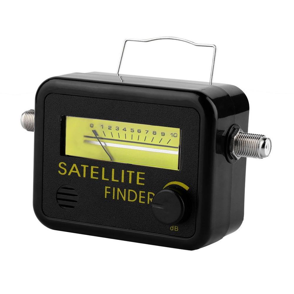 SF 9501 пластиковый цифровой спутниковый сигнал Тестер измеритель уровня Finder с ЖК дисплеем 950 2150 МГц черный|SmartTV-стики и тюнеры| | АлиЭкспресс