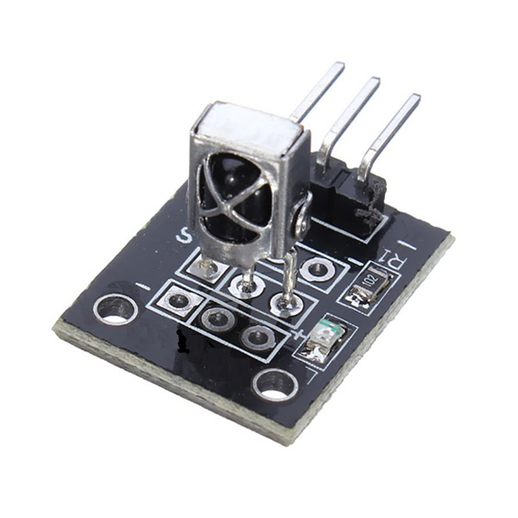 1PCS KY-022 37.9KHz Infrared IR Sensor Receiver Module For Arduino AVR PIC TW