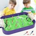 Детские развивающие игрушки, игра в футбол, игра с двойным наконечником, Интерактивная настольная игра с выбросом для родителей и детей