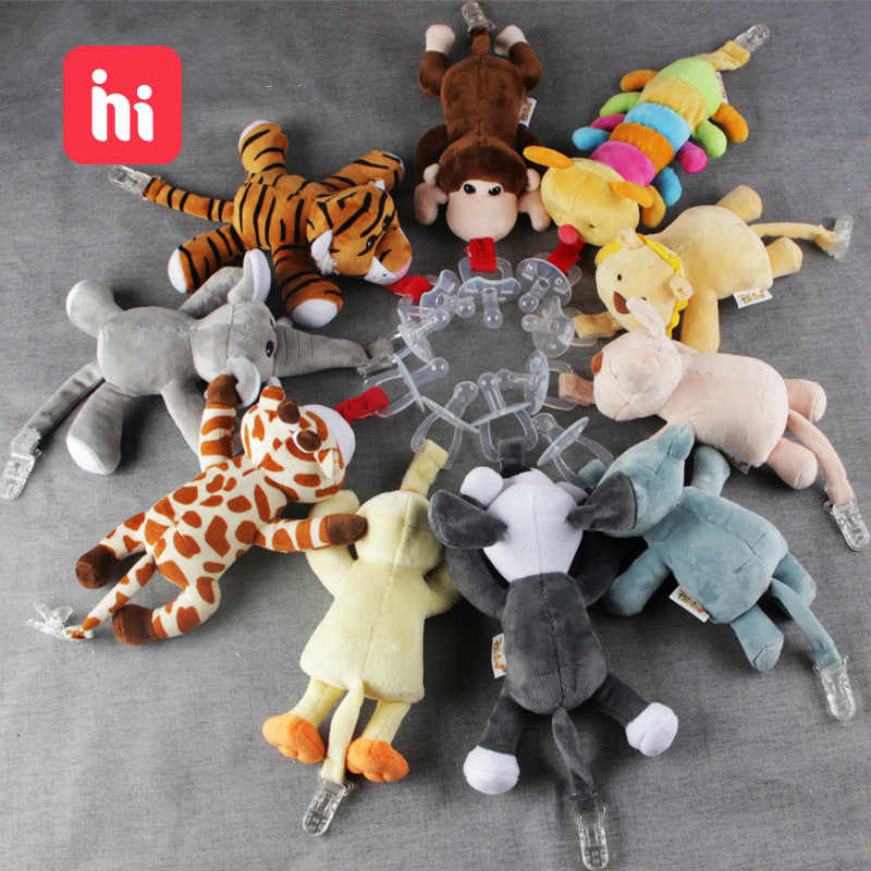Personalized Baby Stuffed Animals, Baby Pacifier Hanging Removable Plush Animal Doll Unicorn Baby Toy Pacifier Personalized Baby Pacifier Clip Pacifier Aliexpress