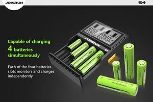 Image 5 - Cargador de batería de ion de litio 2.0A, Ni MH ni cd ni md 26650 18650 20700 21700 AA AAA, cargador de batería LCD