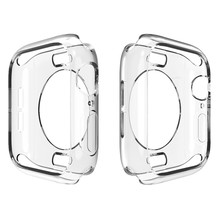 Soft-Case Watch-Series Transparent Protector Apple 5-Cover Silicone 4-44mm for 40mm TPU