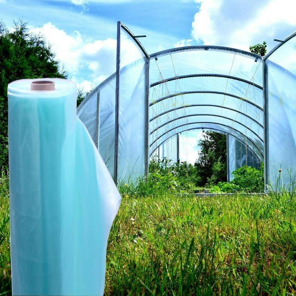 Пленка для теплиц, покрывающая листы для сельскохозяйственного культивирования, Антивозрастная, противотуманная, сохраняющая тепло пласт...