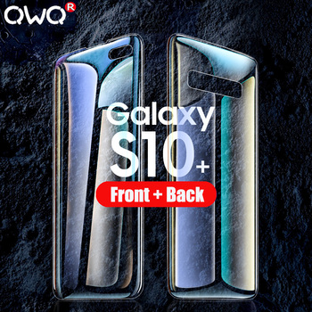 Front & Back Full Cover Hydrogel Curved Film For Samsung Galaxy S10 S8 S9 Note 10 8 9 Plus A51 A71 Screen Protector Not Glass full soft hydrogel film for samsung galaxy s10 s9 s8 a8 plus s7 edge screen protector for samsung note 9 8 s10 plus a9 not glass