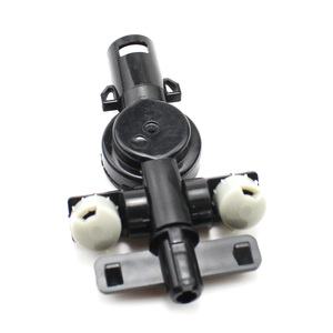 Image 5 - Car accessories Headlight Water Spray Nozzle Washer Jet Connector Adapter holder for Honda Lexus Mitsubishi Mazda Nissan Subaru