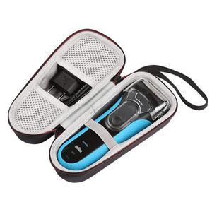 Image 2 - 最新ブラウンシリーズ3 proskin 3040sための電気シェーバー/カミソリ旅行ケース保護袋