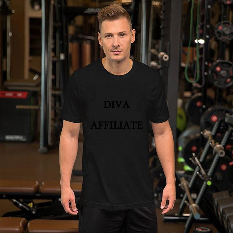Design Diva Affiliate t shirt 3xl 4xl 26xl Anti-Wrinkle 19d shirt hilarious male female tshirts