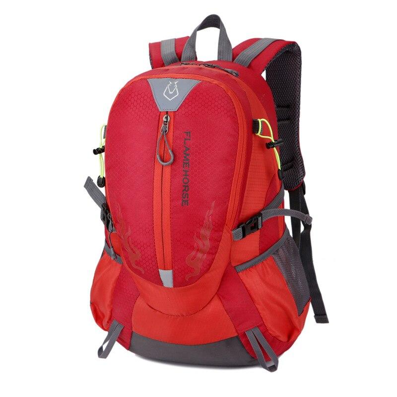 30L водонепроницаемый нейлоновый рюкзак для езды на велосипеде, мужской рюкзак для альпинизма, кемпинга, туризма, велоспорта, женские