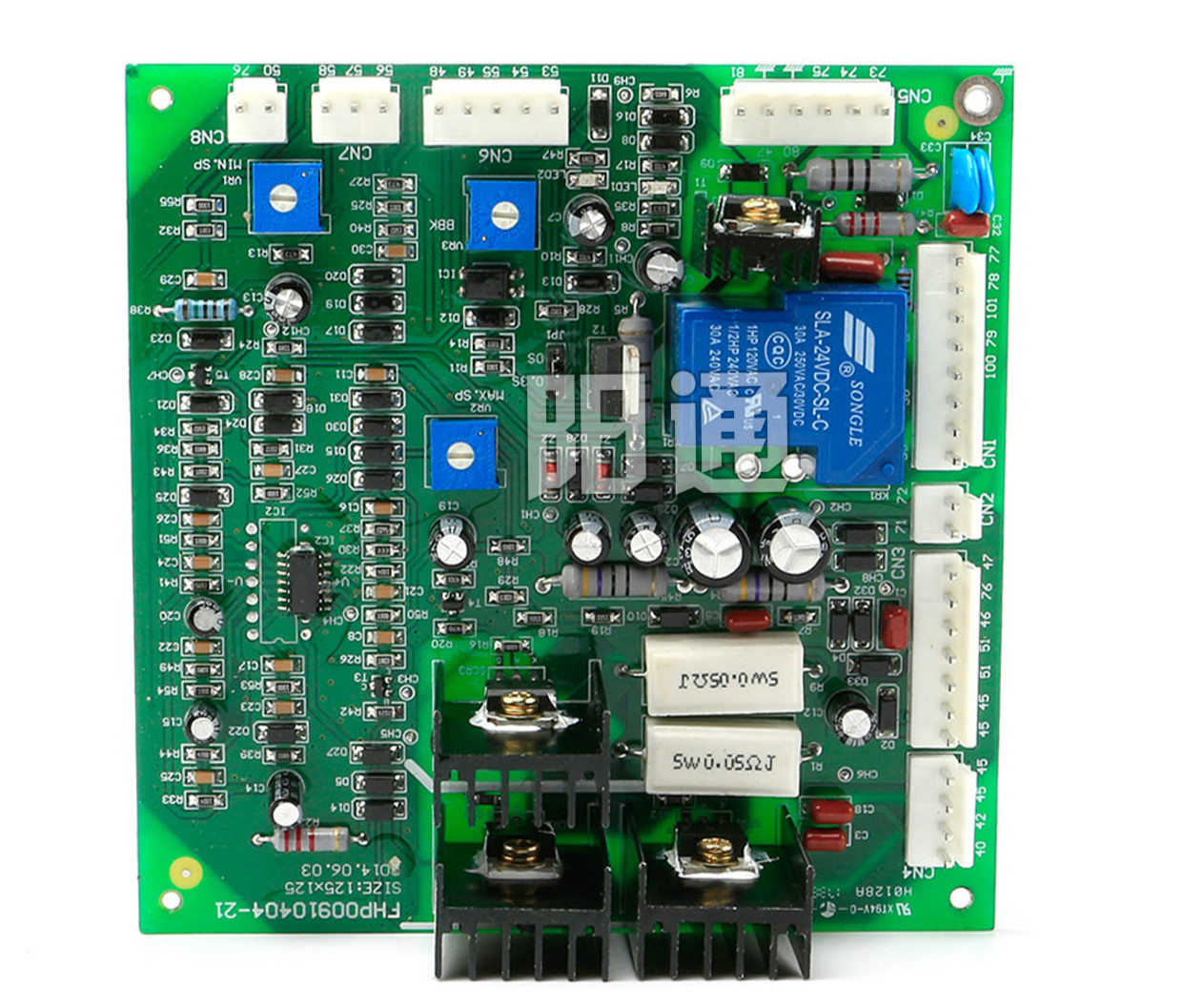 Circuit-Board Control-Panel Gas-Shielded Second-Welding-Machine NBC Maintenance