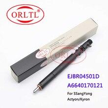 ORLTL 4501D Pompa Del Carburante Dispesner Iniettore EJBR04501D (A6640170121) di Iniezione Diesel EJB R04501D per Sangyong Actyon Kyron