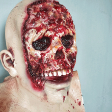 Halloween Horror Mask Zombie Masks Party Cosplay Bloody Disgusting Scary Masque Masquerade Mascara Terror Masker Latex