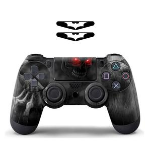 Image 2 - Cool Fashion 1pcs Controller Skin for PS4 Controller Decal Stickers for Playstation4 Controller For ps4 console playstation 4