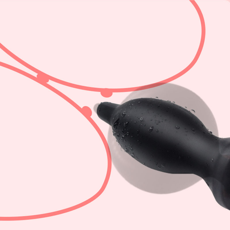 Erotic Expandable Butt Plug Inflatable Dildo <font><b>Anal</b></font> Plug <font><b>Anal</b></font> Dilator <font><b>Sex</b></font> <font><b>Toys</b></font> <font><b>For</b></font> Women <font><b>Men</b></font> Anus Prostate Massager <font><b>Adult</b></font> Products image