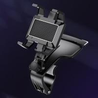 Creativo de 1200 grados de rotación soporte para móvil de coche tablero retrovisor espejo teléfono móvil de navegación