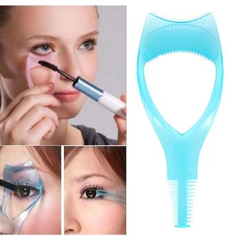 2020 Hot Sellin moda 3 w 1 Mascara szczotka do rzęs Curler straż aplikator grzebień kosmetyczne narzędzie kosmetyczne nowy tanie i dobre opinie ibcccndc CN (pochodzenie)