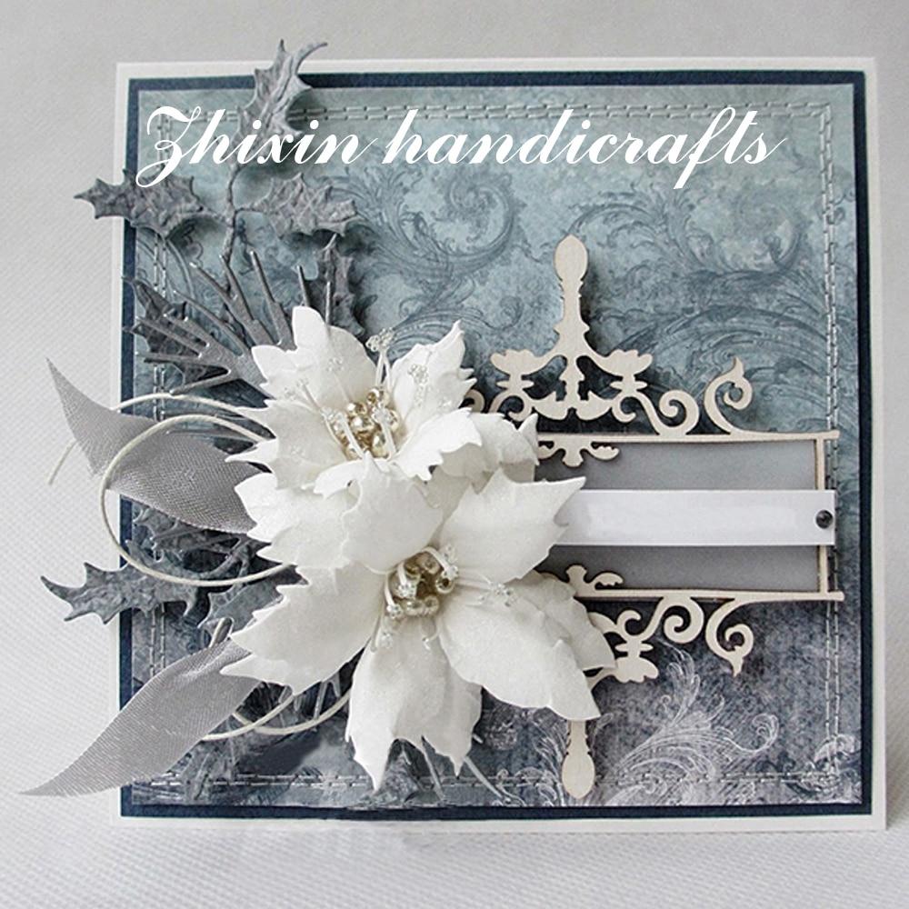 3pcs Flowers Set Decoration Metal Cutting Dies Stencils For DIY Scrapbooking Decorative Embossing Handcraft Die Cutting Template