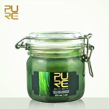Mineral-Mask Hair-Care-Product PURC Smooth The-Hair Repair Shine Mud And 250-Ml Makes