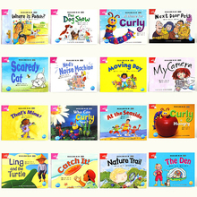 Random 5 Books Picture English Books For Children And Baby Famous Story English Tales Series Of Child Book At the Seaside 20books set 15x15cm kids usborne picture books children baby famous story english child book farmyard tales story eary education