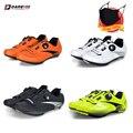 Darevie/Обувь для велоспорта; легкая профессиональная обувь для велоспорта; дышащая Нескользящая велосипедная обувь; гоночная Высококачестве...