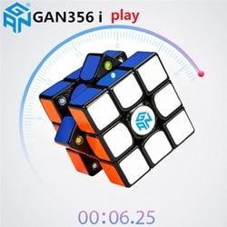 Original GAN356i Play 3x3x3 Magic cube GAN356 i play 3x3 speed cube gans 3x3x3 Magnetic Competition Cubo GAN 356 i puzzle toys