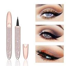 Cosmetics Liquid Eyeliner Heres B2uty Pencil Makeup Beauty Black Waterproof Long-Lasting