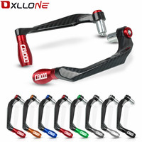 Motorcycle 1pair of Brake Clutch Levers Protection motorcycle Accessories CNC Aluminum motorbike Lever Guard for Honda CB1000