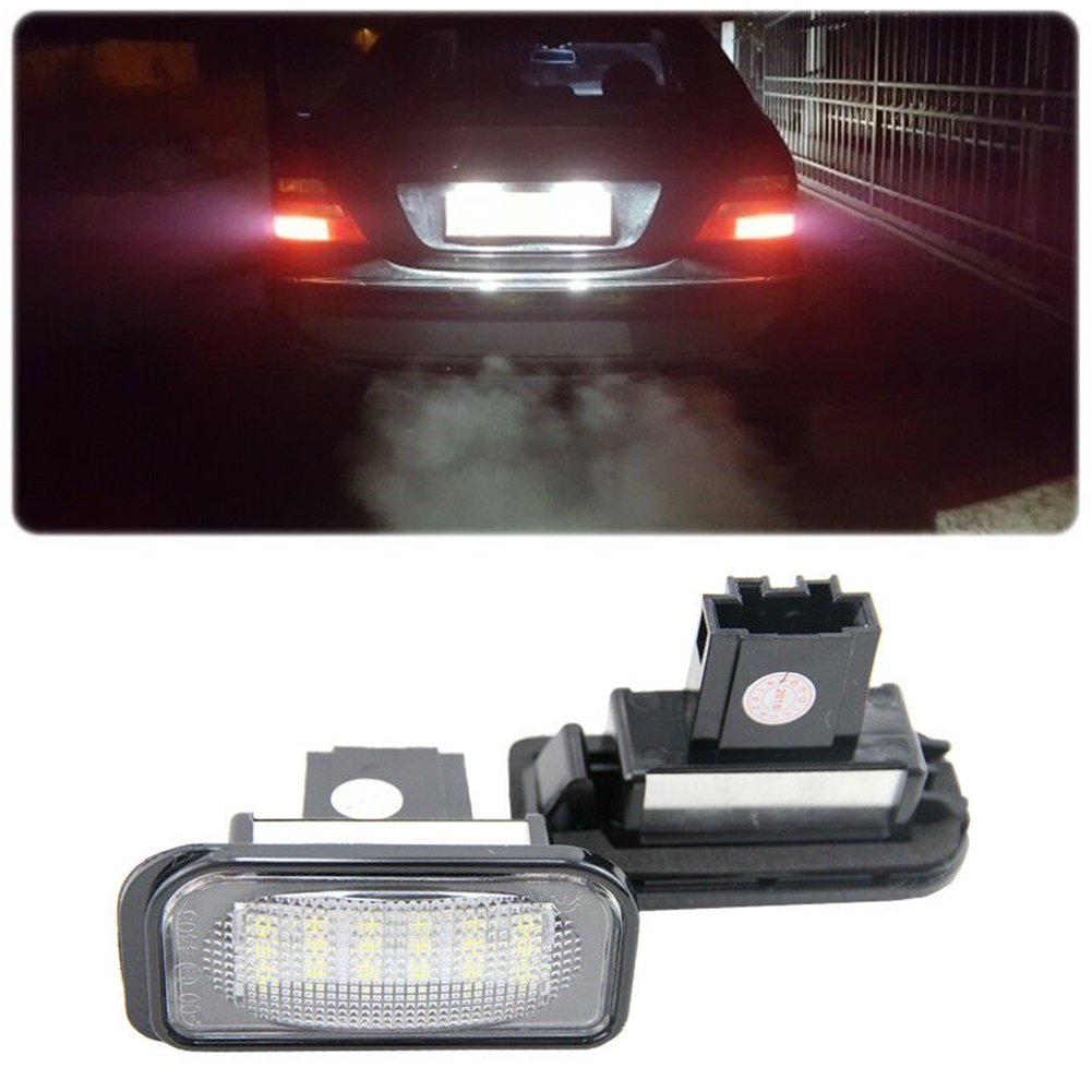 4x Car Door LED Logo Projector Light for BENZ,Ghost Shadow Welcome Lights Courtesy Step Lamp Kit for BENZ W203 W208 W209 R171 R172 C199