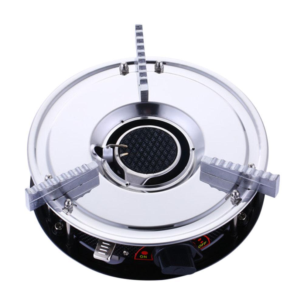 Походная плита, переносная пропановая походная плита, одноконфорочная Кассетная плита, портативная газовая плита для барбекю, кемпинга