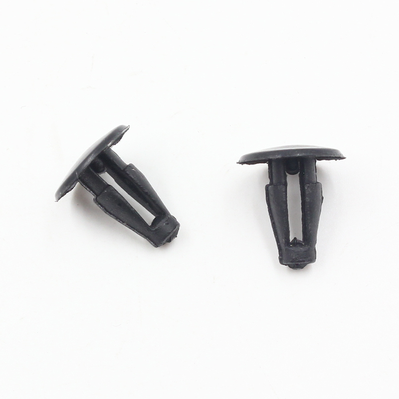 500x Nylon Hood Seal Trim Panel Retaining Clip Fastener For Lexus Toyota 90467 08004 90467 08011 accessories in Auto Fastener Clip from Automobiles Motorcycles