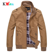 Mens Jackets Spring Autumn Casual Coats Solid Color Mens Sportswear Stand Collar Slim Jackets Male Bomber Jackets plus size 4XL new arrival spring autumn men s jackets solid fashion coats male casual slim stand collar bomber jacket men overcoat 4xl