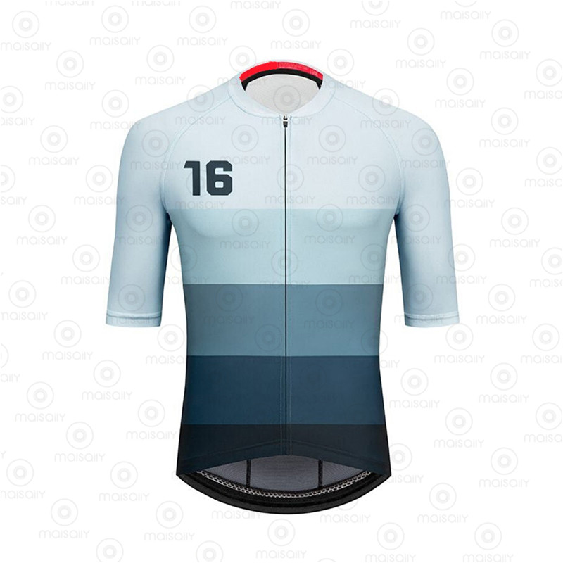 2020 Pro Cycling Jersey Breathable Bicycle Clothing Ropa Ciclismo Men Summer Quick-drying Bike Wear Clothes Triathlon Sweatshirt