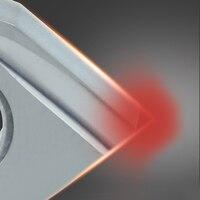 Headya 10 pcs external carbide  turning inserts WNGG/WNMG 080404/08/12 lathe cutter tool for CNC miling cutter|Turning Tool|   -