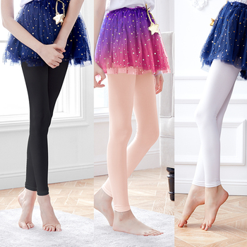 Girls Kids Ballet Dance Pantyhose Child Daily Wear Stockings Leggings Yoga Gymnastics Tights - discount item  18% OFF Stage & Dance Wear