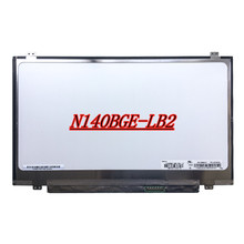 Lcd-Screen Laptop N140BGE-L41 LVDS 1366--768 40-Pins