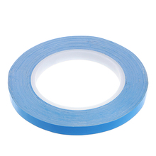 Adhesive Tape Double Side Transfer Heat Thermal Conduct For LED PCB Heatsink CPU 10mm/20mm*25m # недорого