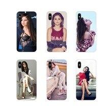 Acessórios Casos de Telefone Cobre Para Samsung A10 A30 A40 A50 A60 A70 M30 Galaxy Note 2 3 4 5 8 9 10 ALÉM de Selena Gomez