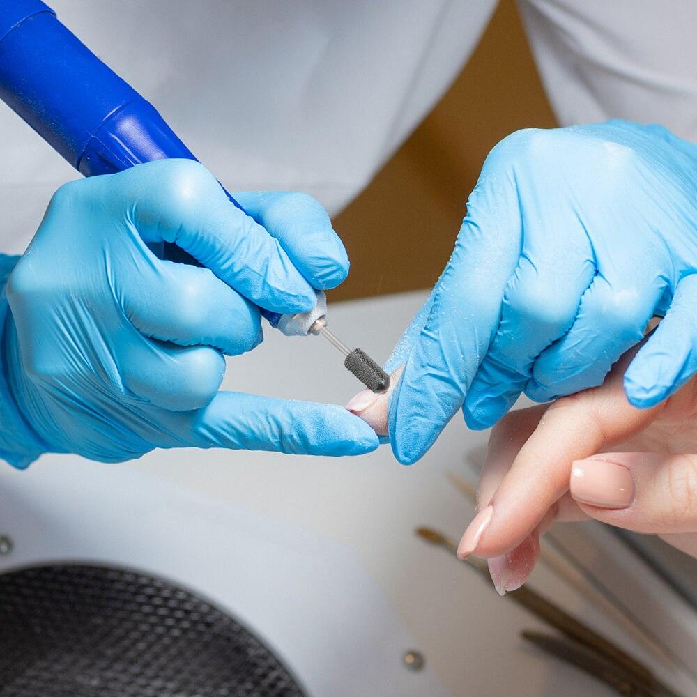 ferramentas ajustadas do aparamento manicure dos 04