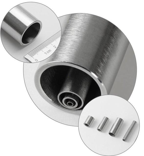 304 tube dacier inoxydable tuyau de précision, OD14x3mm, diamètre extérieur 14mm, paroi épaisse 3mm, diamètre intérieur 8mm, tolérance 0.05mm