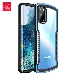 Image 2 - Per Samsung Note 20 custodia protettiva antiurto Ultra XUNDD custodia protettiva paraurti Airbag custodia trasparente per Samsung Note 20