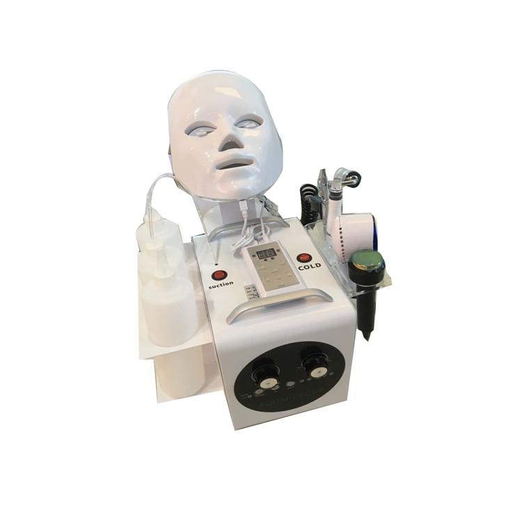 2018 New Updated Face Rejuvenation Skin Lifting Aqua Facial Machine Skin Care Dermabrasion Aqua Machine Peel