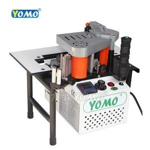 Image 2 - MY50 lavorazione del legno macchina bordatrice portatile in legno PVC Bordo Manuale Bander Doppio Lato Incollaggio 110V/220V 1200W